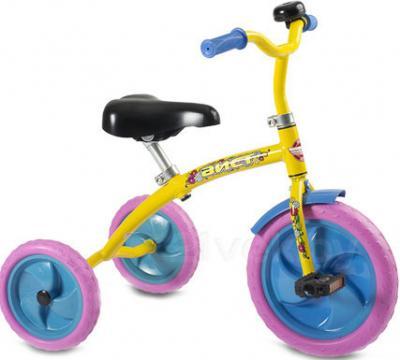 Детский велосипед Aist KB-311 (желто-розовый) - общий вид