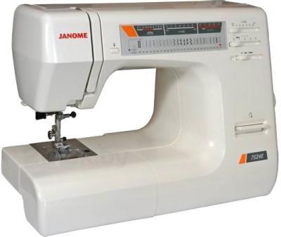 Швейная машина Janome 7524E HC - общий вид