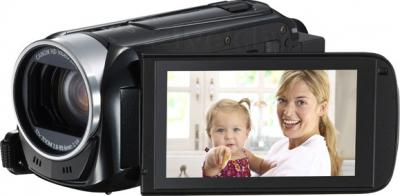 Видеокамера Canon LEGRIA HF R46 (Black) - дисплей