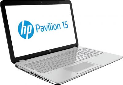 Ноутбук HP Pavilion 15-n087sr (F4U27EA) - общий вид