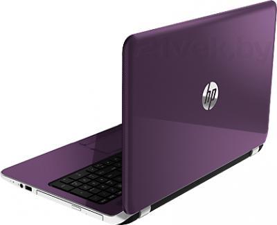 Ноутбук HP Pavilion 15-n290er (G5E38EA) - вид сзади