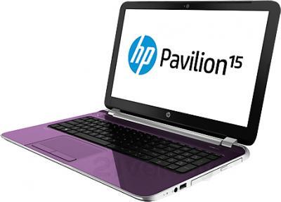 Ноутбук HP Pavilion 15-n290er (G5E38EA) - общий вид