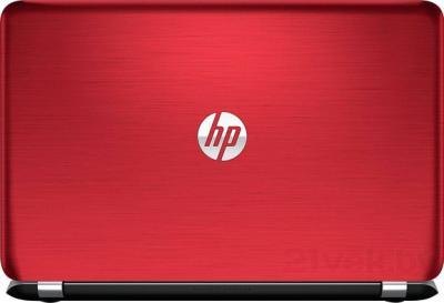Ноутбук HP Pavilion 15-n291er (G5E40EA) - вид сзади