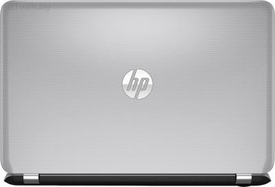 Ноутбук HP Pavilion 15-n295er (G6Q10EA) - вид сзади