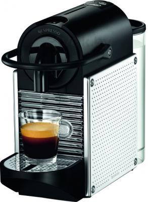 Капсульная кофеварка DeLonghi Pixie EN 125.M - общий вид