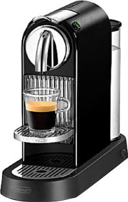 Капсульная кофеварка DeLonghi Citiz EN 166.B - общий вид