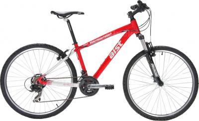 Велосипед Aist 26-660 Zёbra (M, красный) - общий вид
