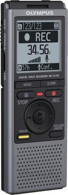 Цифровой диктофон Olympus VN-731 PC - полубоком