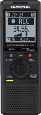 Цифровой диктофон Olympus VN-733 PC - общий вид