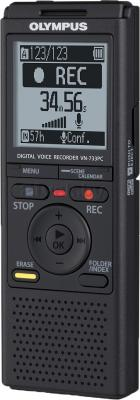 Цифровой диктофон Olympus VN-733 PC - полубоком
