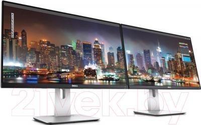 Монитор Dell UltraSharp U2414H - расширеный экран на 2 монитора