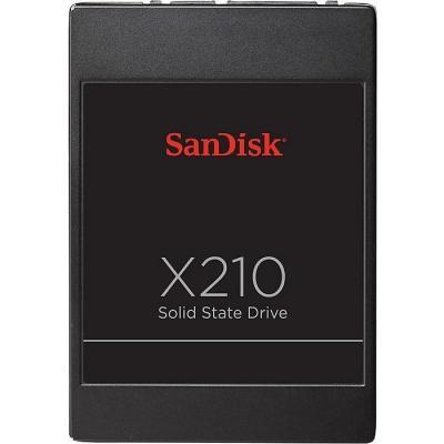 SSD диск SanDisk X210 128GB (SD6SB2M-128G-1022I) - общий вид
