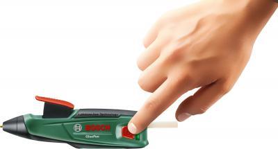 Клеевой пистолет Bosch GluePen (0.603.2A2.020) - включение