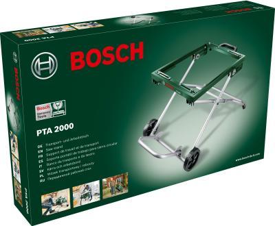 Стол для торцовочных пил Bosch PTA 2000 (0.603.B05.300) - упаковка