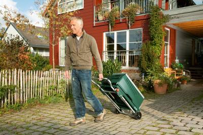 Стол для торцовочных пил Bosch PTA 2000 (0.603.B05.300) - транспортировка