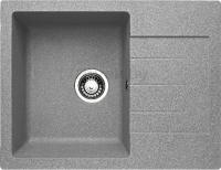 Мойка кухонная Granicom G016-05 (серебристый) -