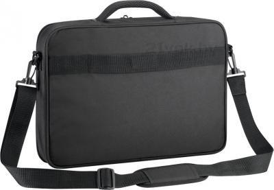 Сумка для ноутбука Targus TBC057EU-50 (Black-Gray) - вид сзади