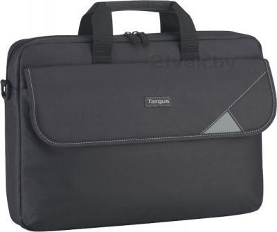 """Сумка для ноутбука Targus Intellect Topload Laptop Case 15.6"""" (TBT239EU) - общий вид"""