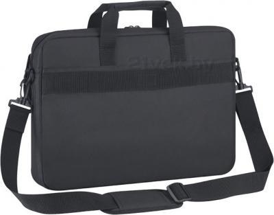 """Сумка для ноутбука Targus Intellect Topload Laptop Case 15.6"""" (TBT239EU) - вид сзади"""