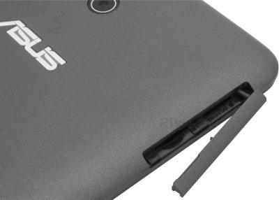 Планшет Asus Fonepad 7 ME175CG-1B004A - слот для карт памяти
