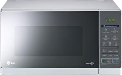 Микроволновая печь LG MS2043HAR - общий вид