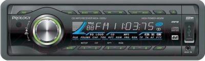 Автомагнитола Prology MCA-1020U - вид спереди