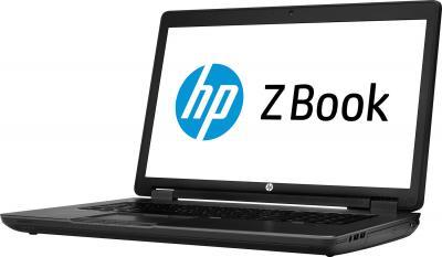 Ноутбук HP ZBook 14 (F0V02EA) - общий вид