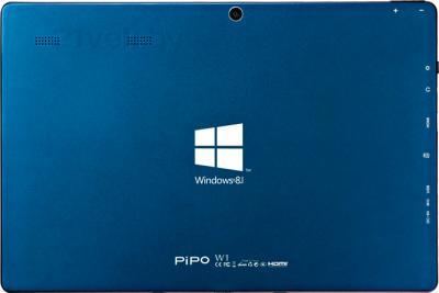 Планшет PiPO Work-W1 (64GB, 3G, Dock) - вид сзади