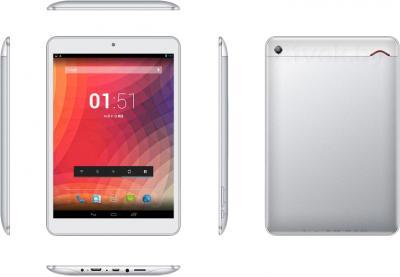 Планшет PiPO Smart-S6 (8Gb, White) - полный обзор панелей