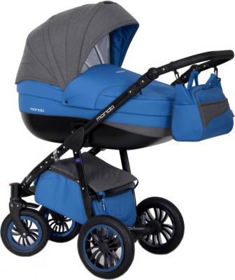 Детская универсальная коляска Expander Mondo Black Line 2 в 1 (13) - общий вид