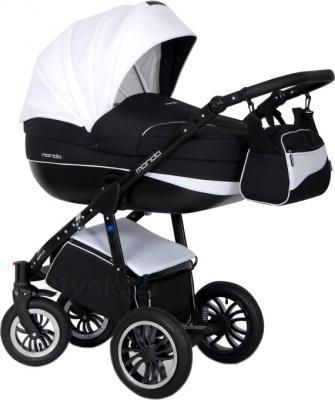 Детская универсальная коляска Expander Mondo Black Line 2 в 1 (17) - общий вид