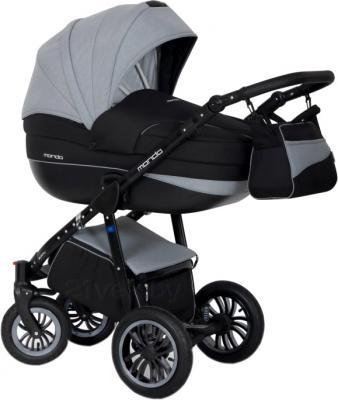 Детская универсальная коляска Expander Mondo Black Line 2 в 1 (16) - общий вид