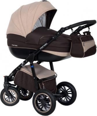 Детская универсальная коляска Expander Mondo Black Line 2 в 1 (18) - общий вид