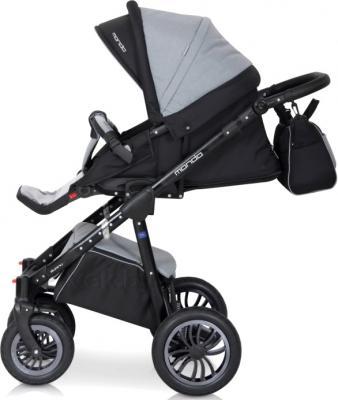 Детская универсальная коляска Expander Mondo Black Line 2 в 1 (Pink) - прогулочная (carbon)