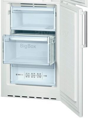 Холодильник с морозильником Bosch KGN39AW20R - морозильная камера