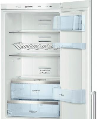 Холодильник с морозильником Bosch KGN39AW20R - верхнее отделение