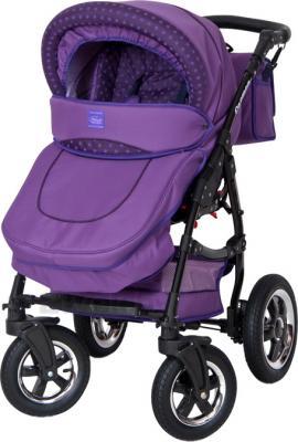 Детская универсальная коляска Riko Carmen 08 - чехол для ног (цвет 05)