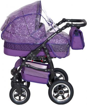 Детская универсальная коляска Riko Carmen (11) - дождевик (цвет 05)