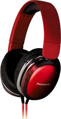 Наушники Panasonic RP-HX350ME-R - общий вид