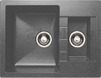 Мойка кухонная Granicom G017-04 (серый) -