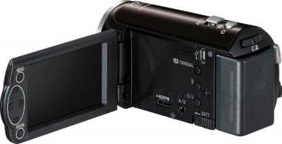 Видеокамера Panasonic HC-V130EE-K - вид сзади