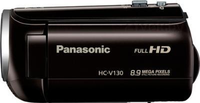 Видеокамера Panasonic HC-V130EE-K - вид сбоку