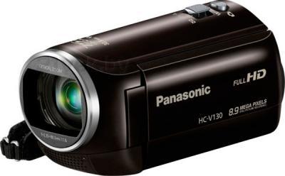 Видеокамера Panasonic HC-V130EE-K - общий вид