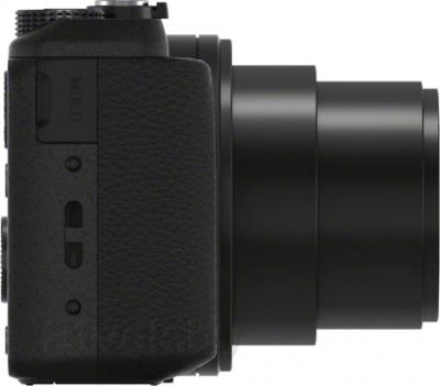 Компактный фотоаппарат Sony Cyber-shot DSC-HX60B - вид сбоку