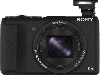 Компактный фотоаппарат Sony Cyber-shot DSC-HX60B - общий вид