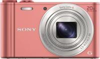 Фотоаппарат Sony Cyber-shot DSC-WX350 (розовый) -