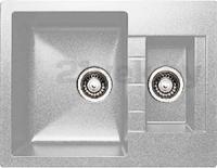 Мойка кухонная Granicom G017-05 (серебристый) -