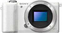 Беззеркальный фотоаппарат Sony Alpha ILCE-5000L (белый) -