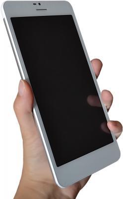 Планшет PiPO Talk-T1 (4GB, 3G, белый) - общий вид