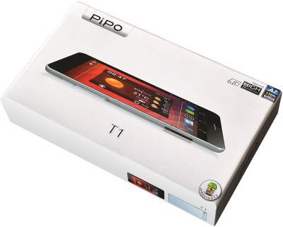 Планшет PiPO Talk-T1 (4GB, 3G, белый) - коробка